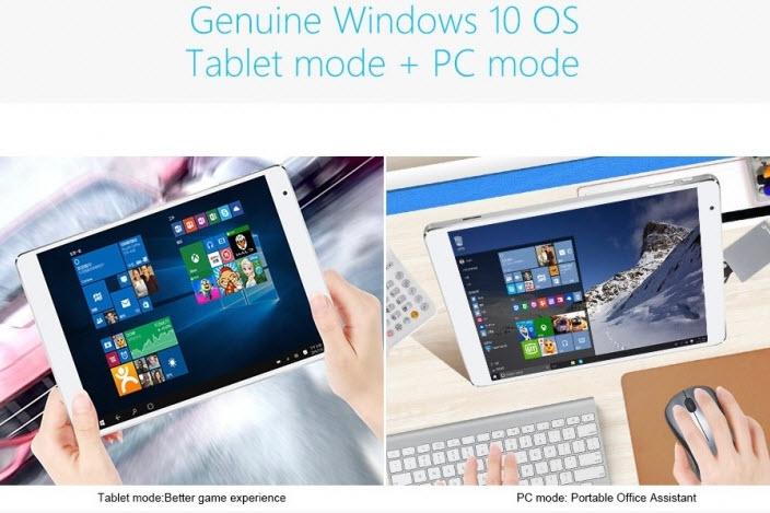 Планшет Teclast X98 Plus получил две ОС, Intel Atom x5 Z8300 и 4 ГБ оперативной памяти при цене $199