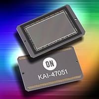 Датчик изображения ON Semiconductor KAI-47051 предназначен для промышленного оборудования и аэрофотосъемки