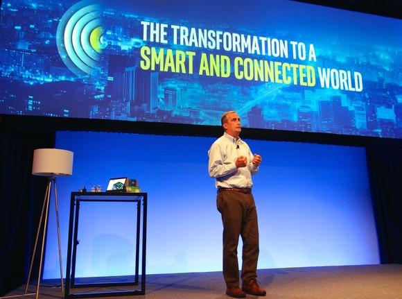 Intel видит своё будущее в ЦОД, Интернете вещей и производстве памяти
