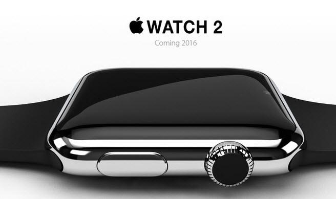 Умные часы Apple Watch 2 могут задержаться до второй половины 2016