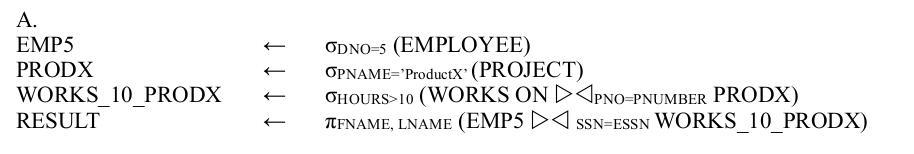 Заметки о SQL и реляционной алгебре - 22