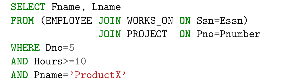Заметки о SQL и реляционной алгебре - 26