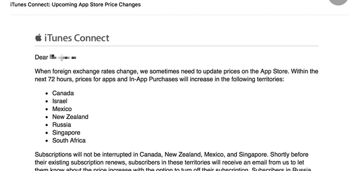 Apple повысит цены в App Store в России из-за изменения курса валюты - 1