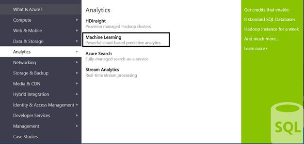 Azure Machine Learning: разработка сервисов машинного обучения и их использование в мобильном приложении - 2
