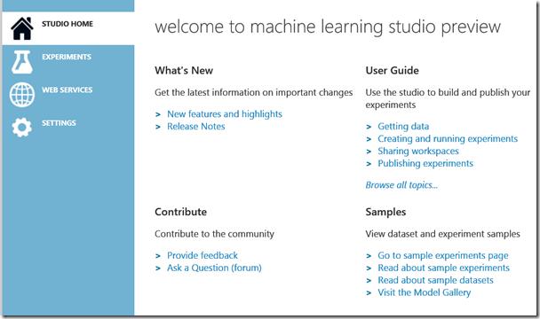 Azure Machine Learning: разработка сервисов машинного обучения и их использование в мобильном приложении - 3