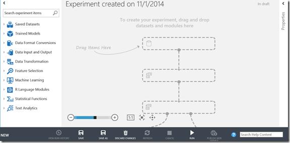 Azure Machine Learning: разработка сервисов машинного обучения и их использование в мобильном приложении - 5