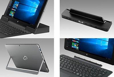 Fujitsu представила планшеты Arrows Tab R726/M и Arrows Tab Q736/M