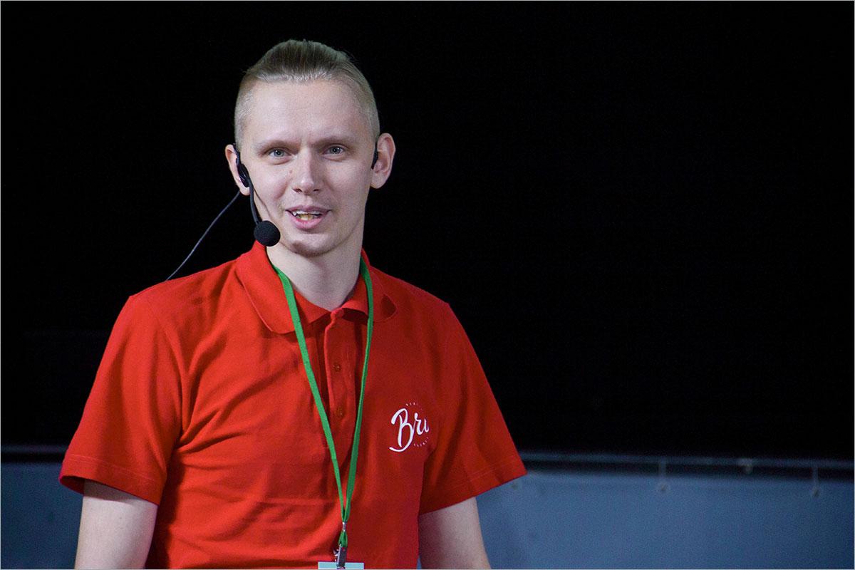 GDG DevFest Красноярск 2015: Фотоотчёт - 16