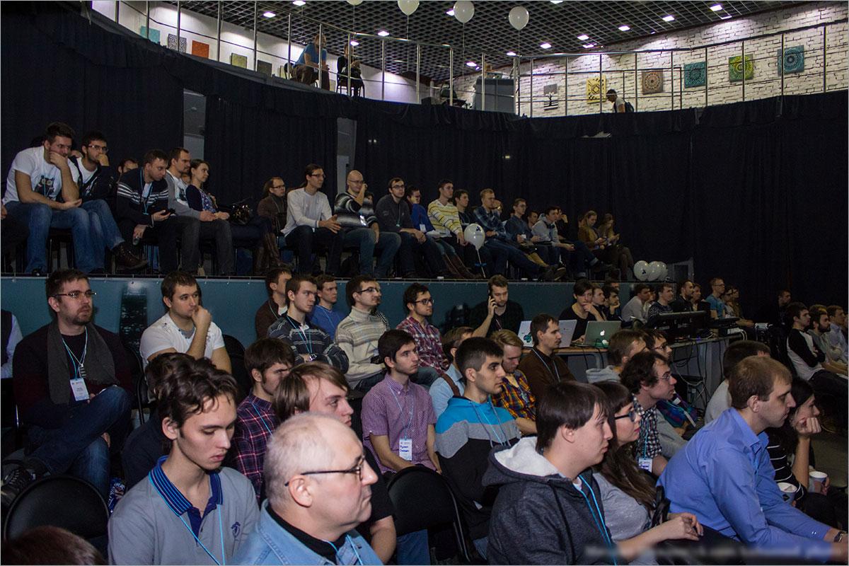 GDG DevFest Красноярск 2015: Фотоотчёт - 3
