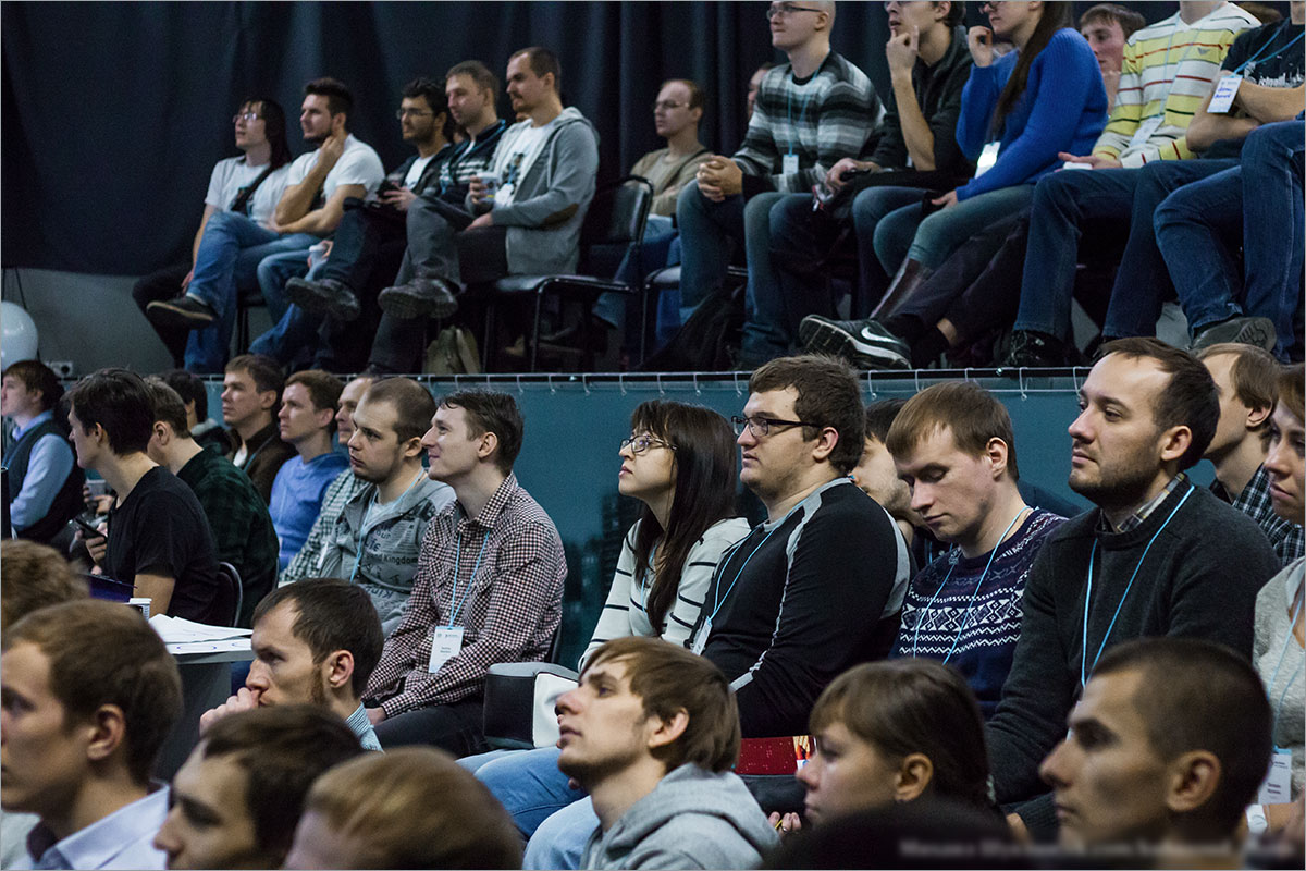GDG DevFest Красноярск 2015: Фотоотчёт - 4