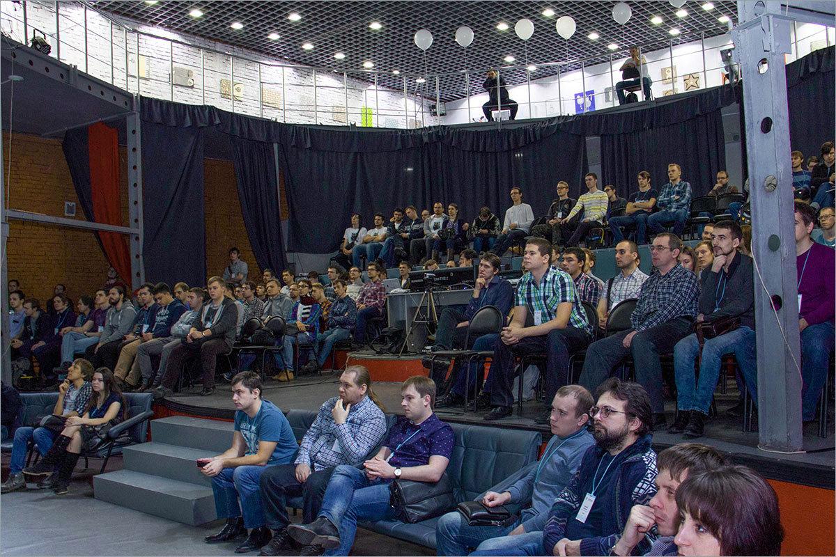 GDG DevFest Красноярск 2015: Фотоотчёт - 5
