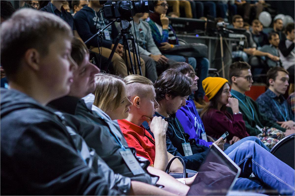 GDG DevFest Красноярск 2015: Фотоотчёт - 6