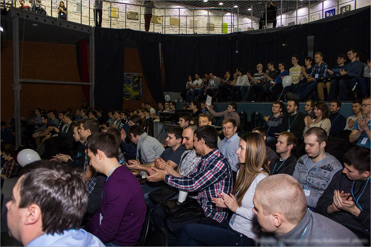 GDG DevFest Красноярск 2015: Фотоотчёт - 7
