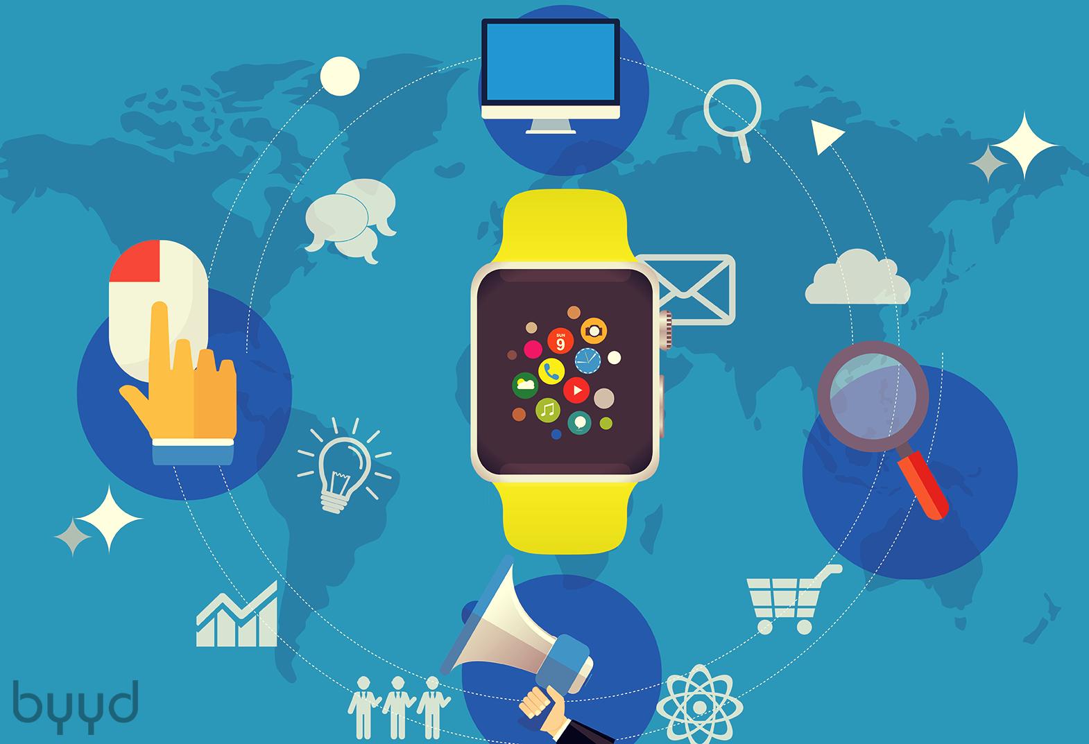Programmatic-платформы заинтересовались Apple Watch - 1