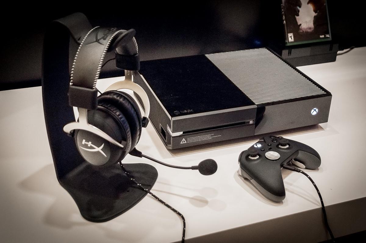 [Анонс] Гарнитуры HyperX стали официальными аксессуарами для Xbox One - 1