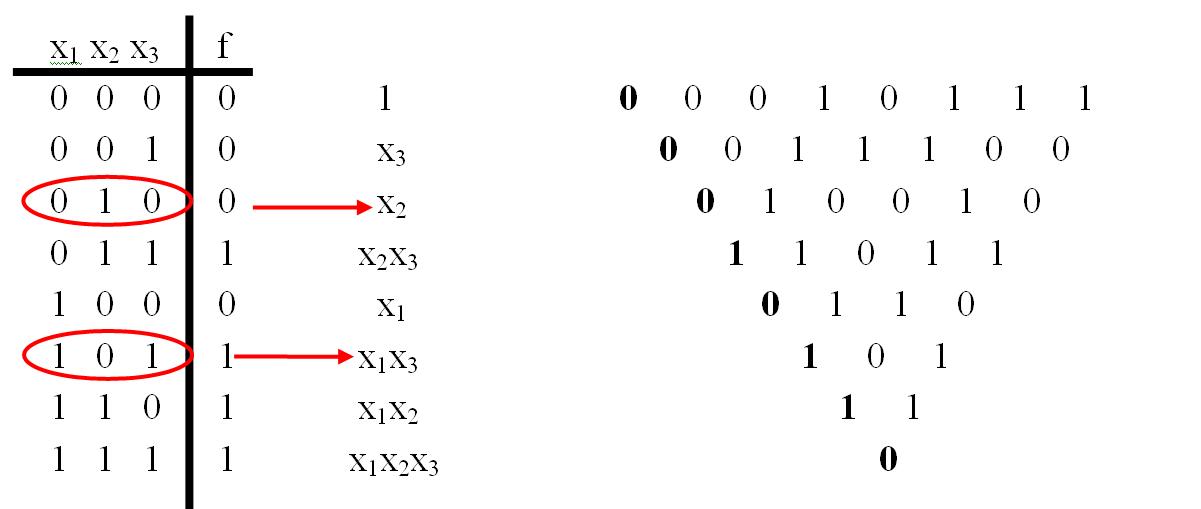 Формирование мономов