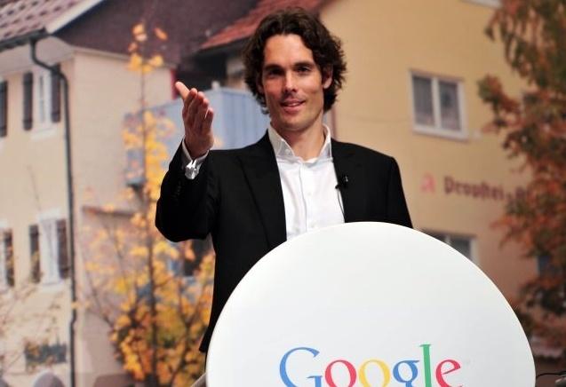 Филипп Шиндлер из Google: «Мысли о конкуренции не дают мне спать по ночам» - 1
