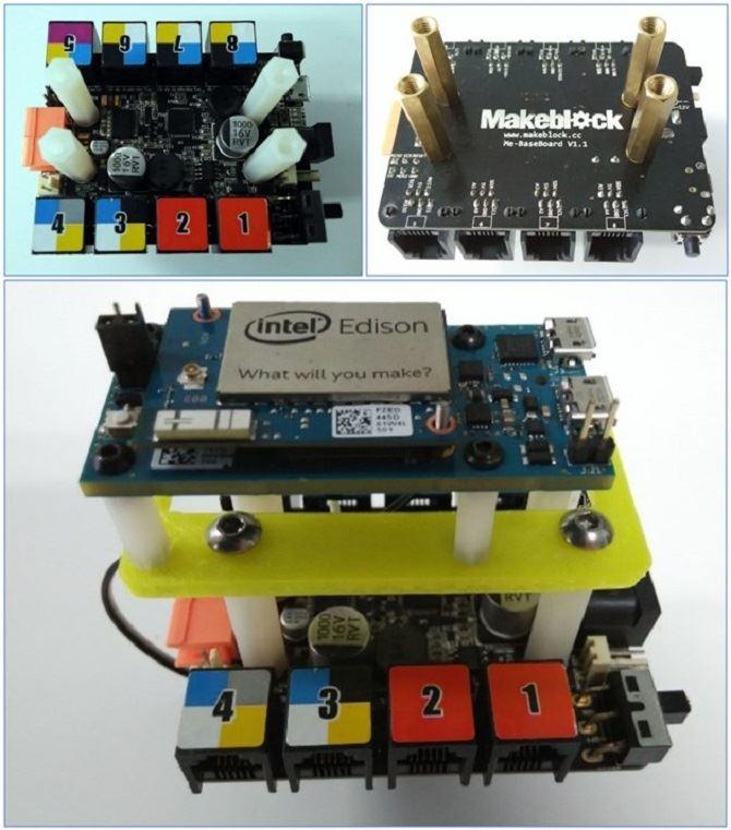 Использование платформы Intel Edison для создания видеоровера - 4