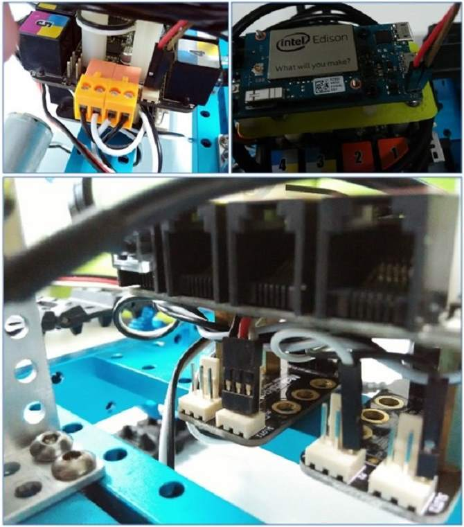 Использование платформы Intel Edison для создания видеоровера - 7