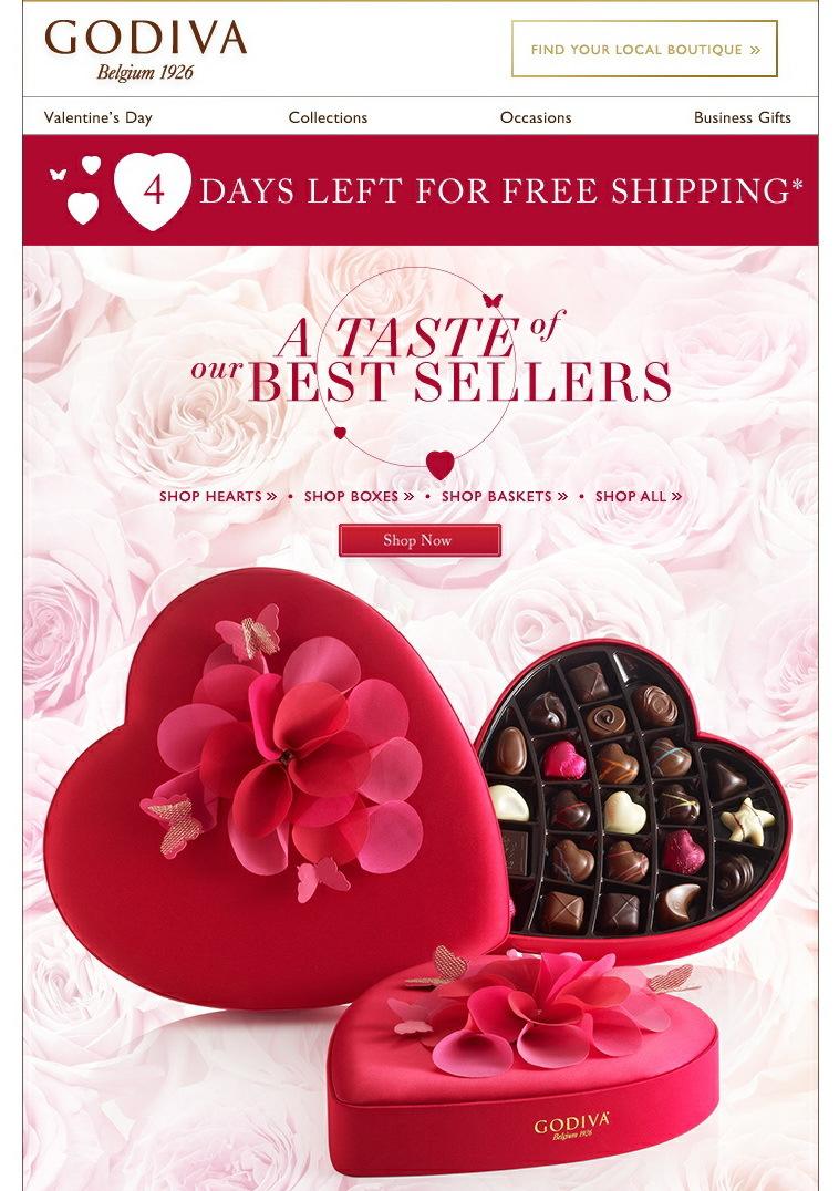 Как подготовить рассылку ко Дню святого Валентина - 6
