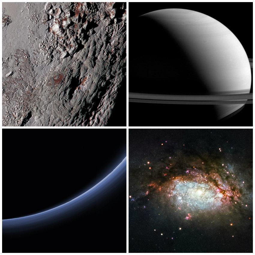 Лучшие фото космоса за неделю (11.01-17.01) - 1
