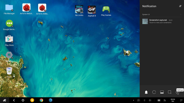 Обзор Remix OS на основе android для персональных компьютеров - 3