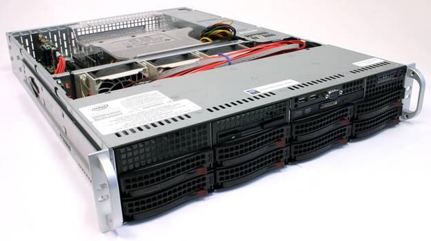 Подержанные серверы как разумная альтернатива - 1