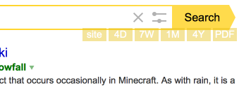 Расширенный поиск Яндекса (и Гугла) с помощью установленного скрипта или в интерфейсе - 2