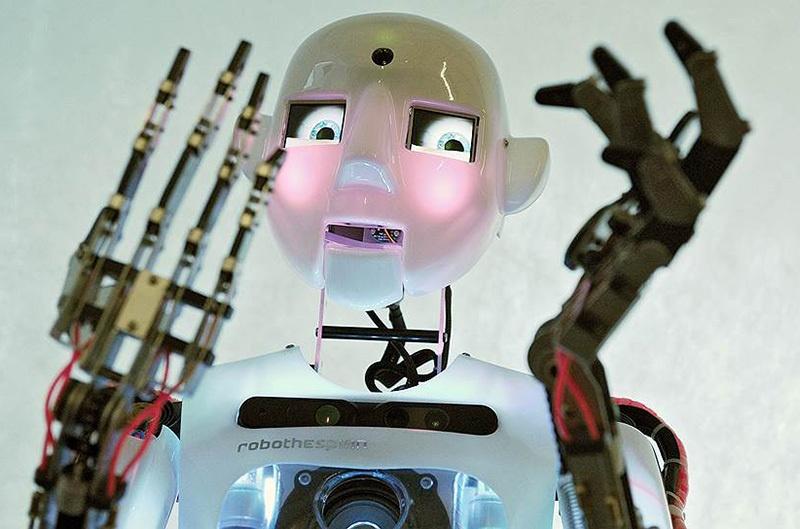 Роботы потеснят нас с рабочих мест уже к 2020 году - 1