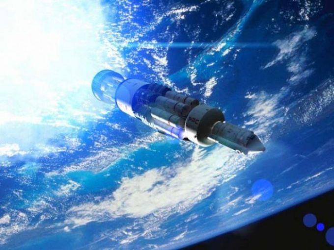 Россия планирует построить космический аппарат с ядерной электродвигательной установкой - 1