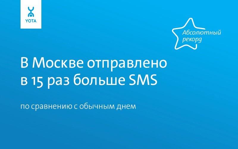 Самым «новогодним» мессенджером для пользователей Yota стал WhatsApp - 4