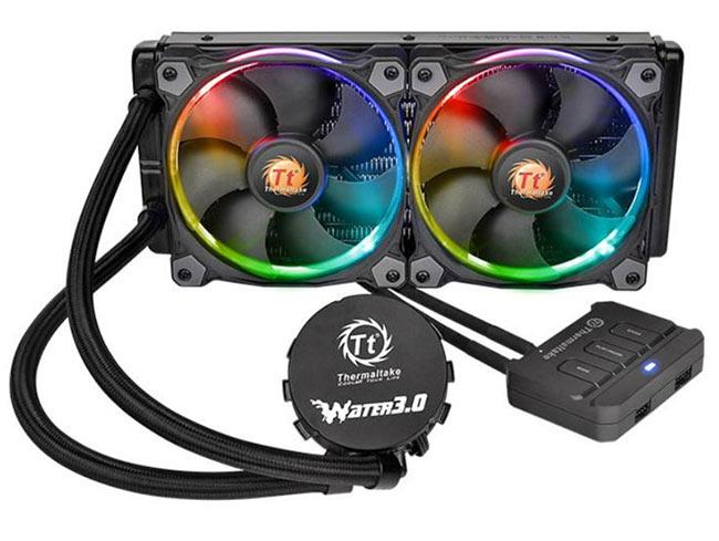 Обе СВО совместимы со всеми современными настольными процессорами Intel и AMD