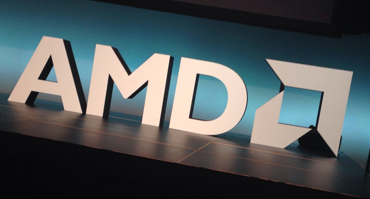 В текущем квартале прогнозируются уменьшение дохода AMD на 11-17%