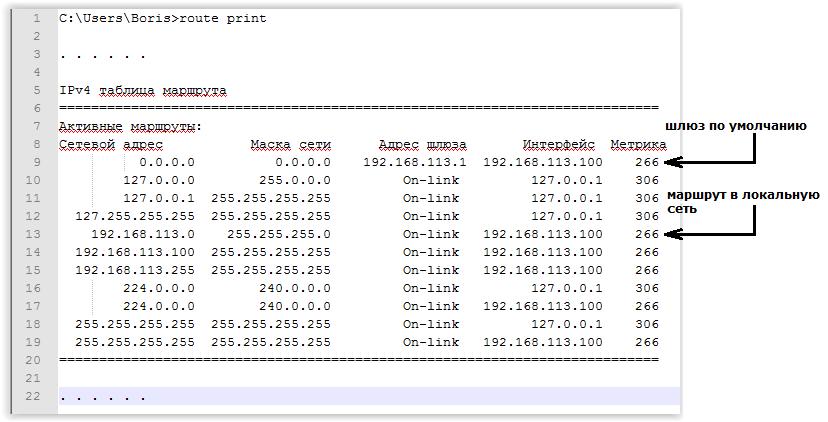 AnyСonnect и пересечение адресных пространств - 2