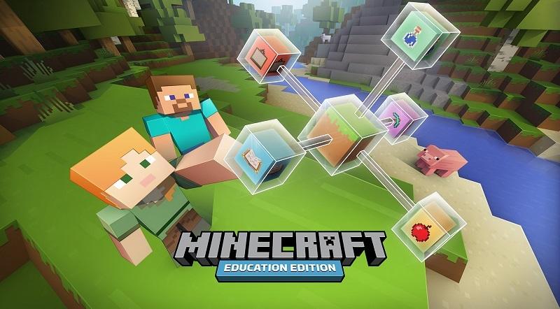 Microsoft выпустит школьную версию Minecraft - 1