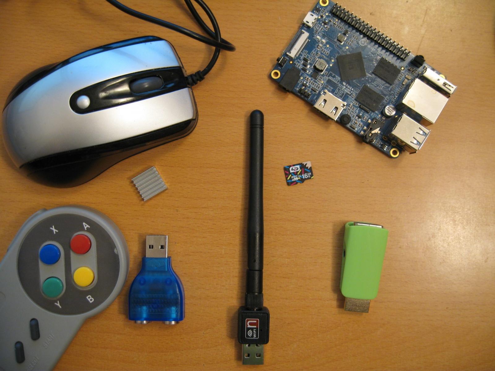 Orange Pi PC — полноценный мини-пк за 15 долларов на Linux - 11