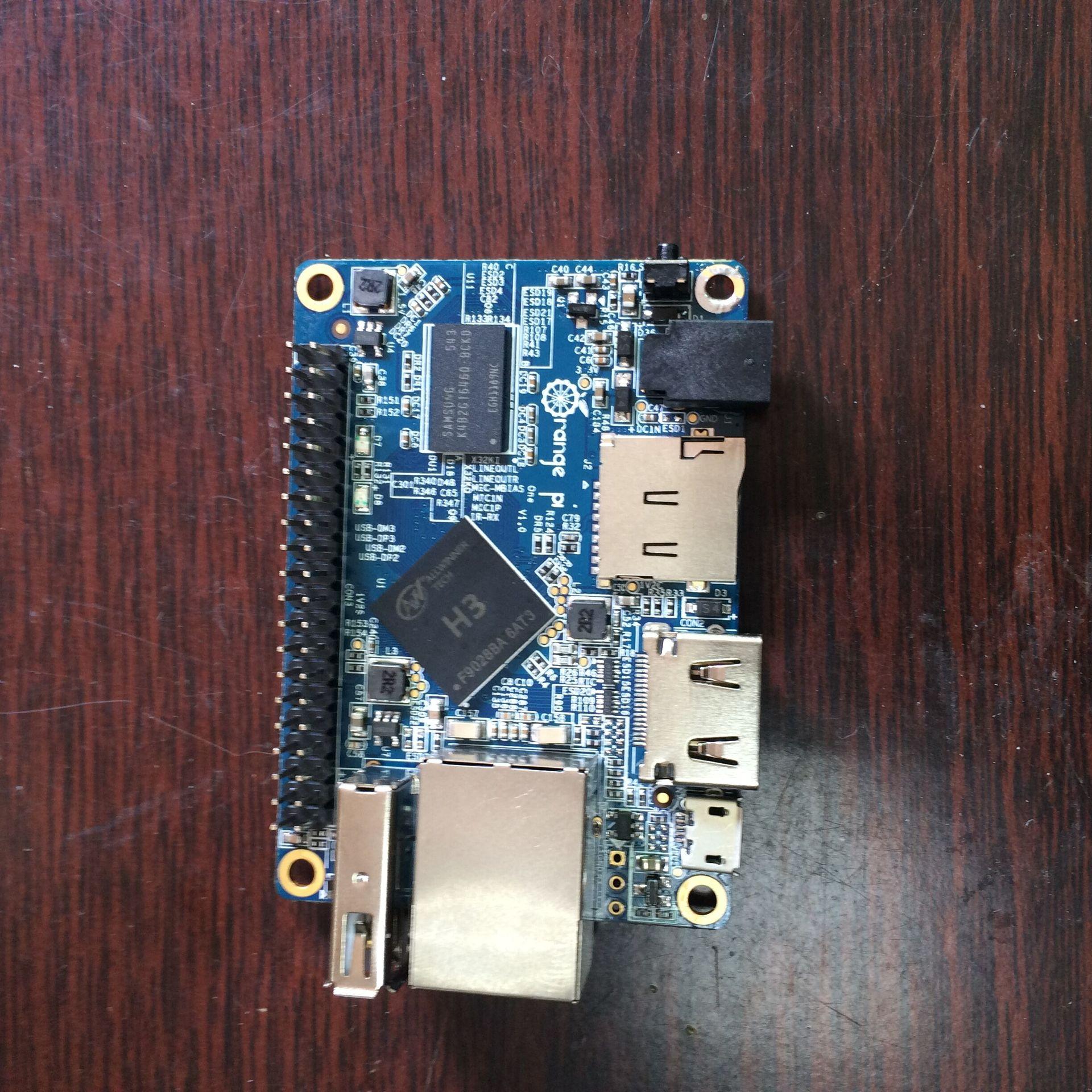 Orange Pi PC — полноценный мини-пк за 15 долларов на Linux - 20