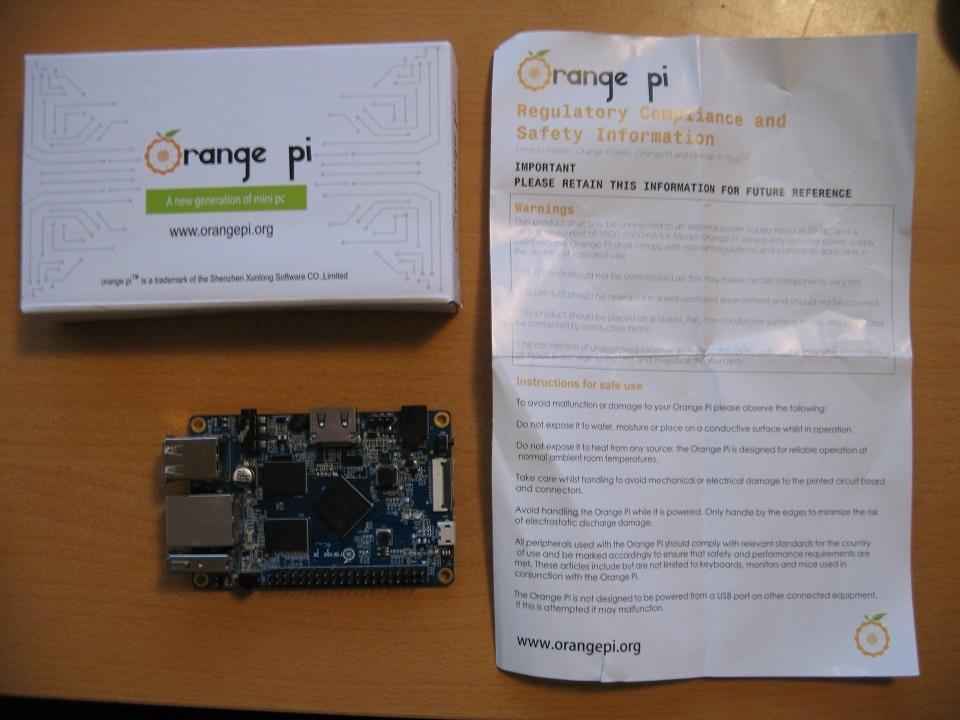 Orange Pi PC — полноценный мини-пк за 15 долларов на Linux - 3