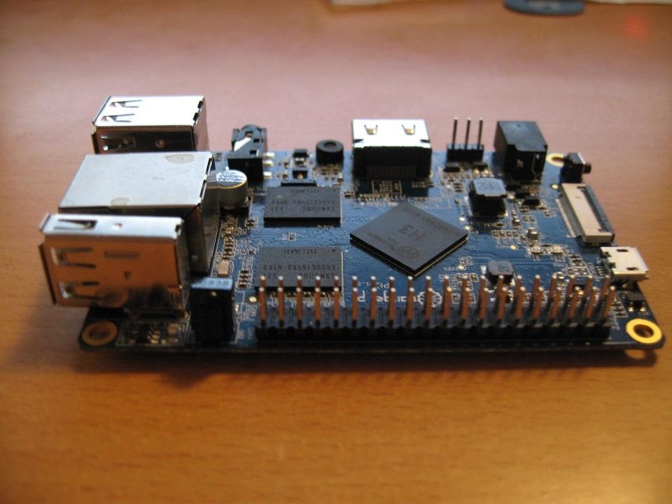 Orange Pi PC — полноценный мини-пк за 15 долларов на Linux - 4