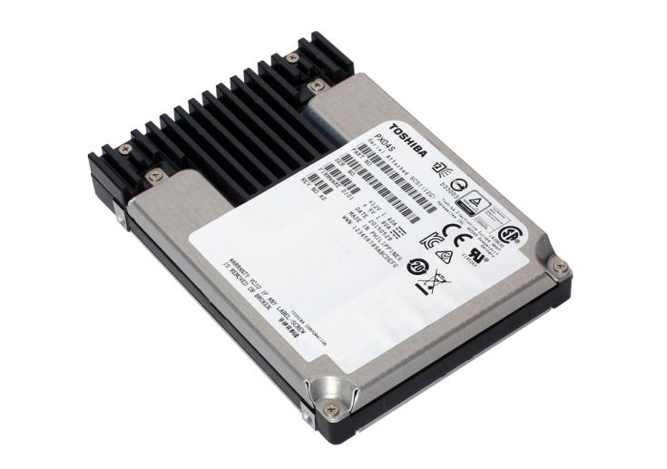 SSD Toshiba линейки PX04SL доступны в объёмах 2 и 4 ТБ