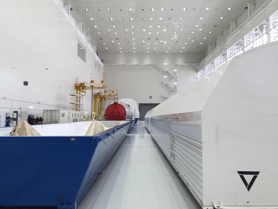 «Анбоксинг» ракеты «Союз-2.1а» на космодроме Восточный - 2