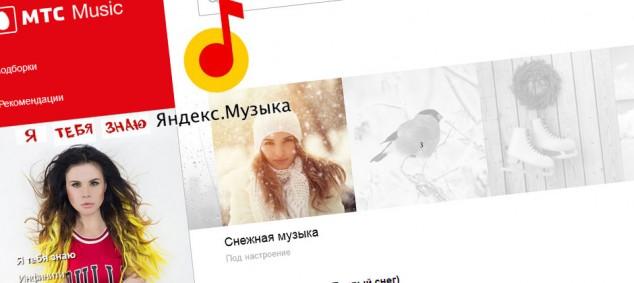 Яндекс.Музыка МТС