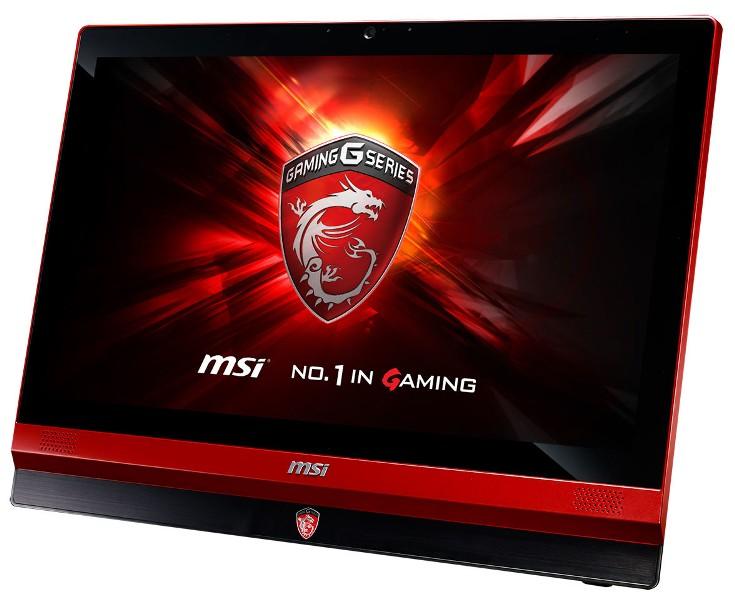 Новая модификация игрового моноблока MSI Gaming 24 получила процессоры Skylake
