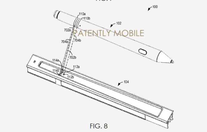 Новое поколение стилуса Surface Pen может получить встроенную АКБ