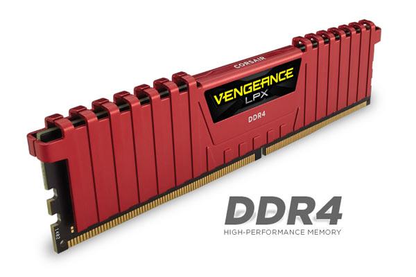 Модули памяти Corsair Vengeance LPX поддерживают спецификацию Intel XMP 2.0