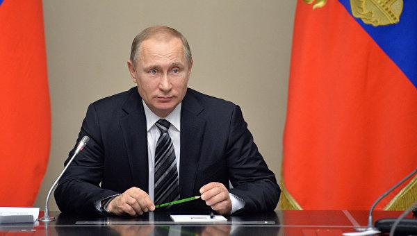 Владимир Путин: претензии и жалобы в Интернете не должны быть анонимными - 1