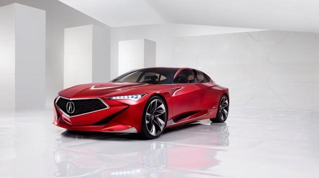 Acura Precision — новая философия дизайна автомобилей