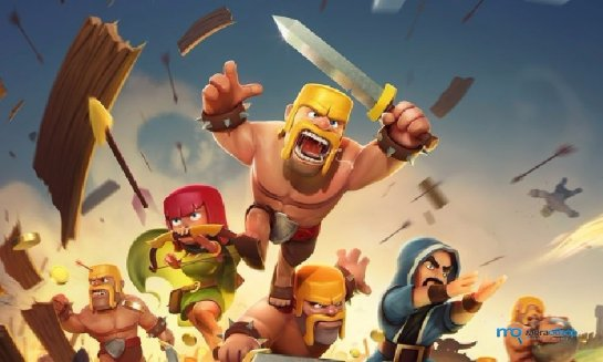 Clash Of Clans — стратегия всех времен