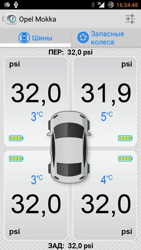 Fobo tire – устройство контроля давления в шинах авто - 13