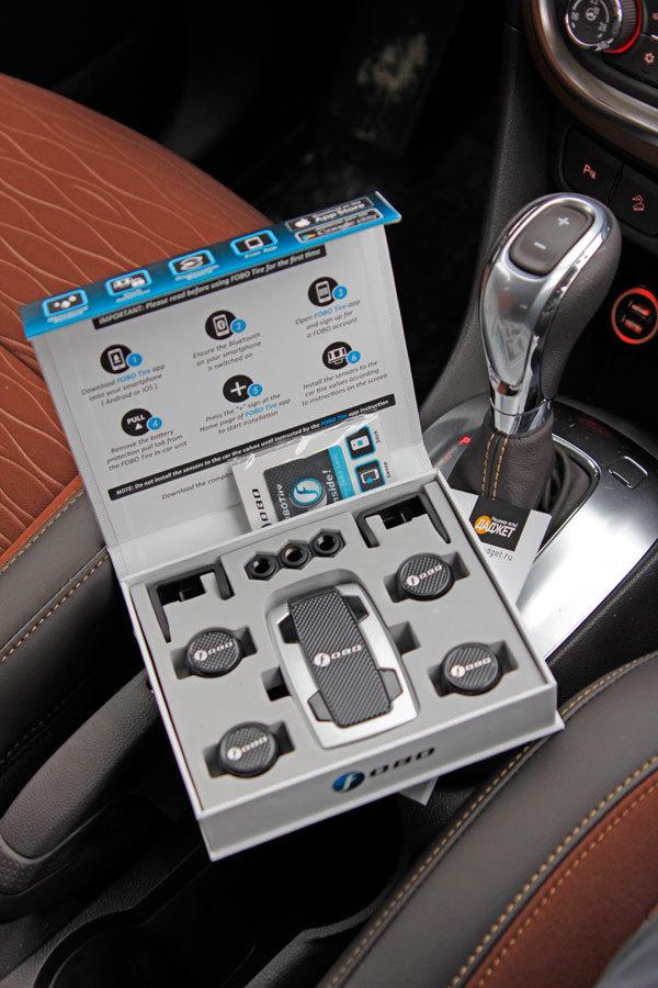Fobo tire – устройство контроля давления в шинах авто - 2